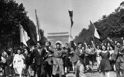 Le 8 mai 1945 : la guerre est gagnée