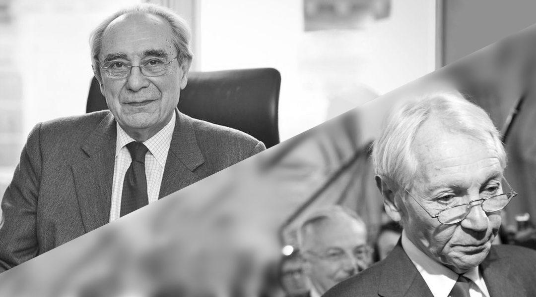Hommage au professeur Bernard Debré et à l'écrivain François Debré