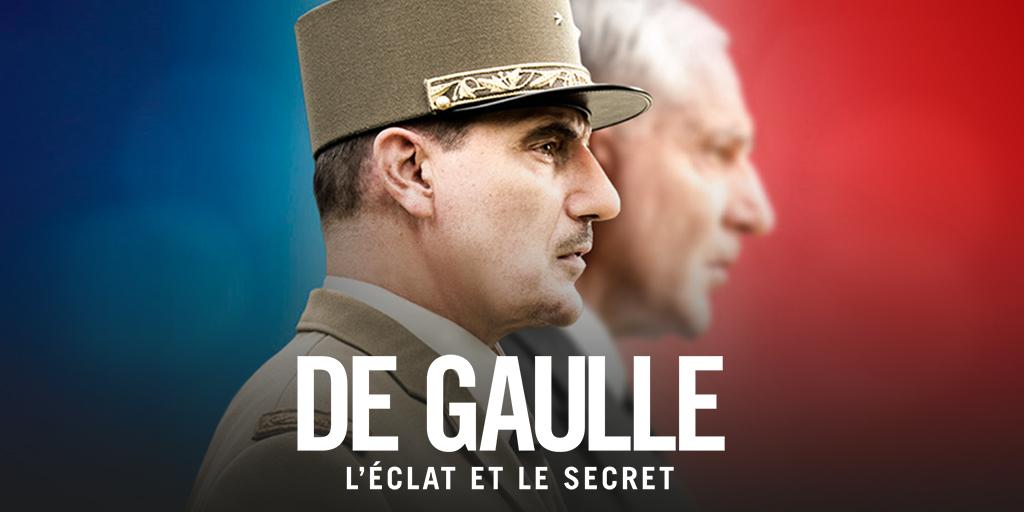 Bande-annonce – Série télévisé «De Gaulle, l'éclat et le secret»