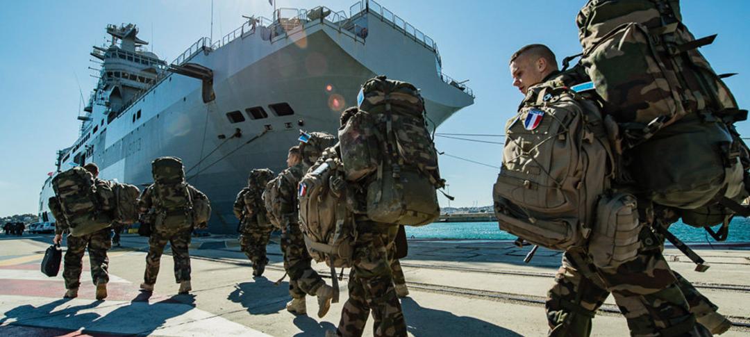 L'opération DAMAN au Liban au cœur de «2020 année Charles de Gaulle »