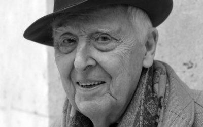 Hommage à l'ancien résistant Daniel Cordier, secrétaire de Jean Moulin