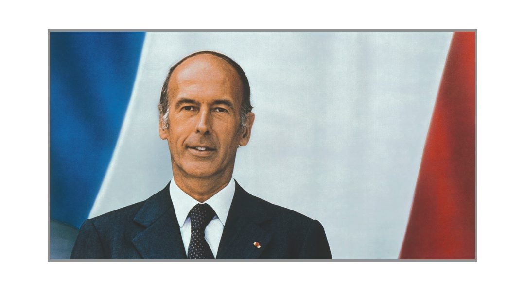 Disparition du président Valéry Giscard d'Estaing