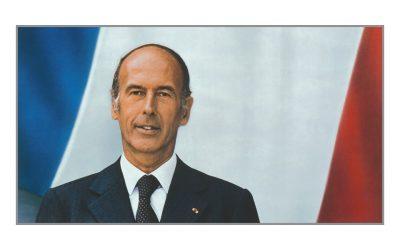 Disparition du président Valéry Giscard d'Estaing