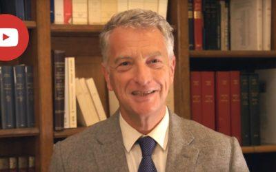 Vœux du président Hervé Gaymard pour 2021