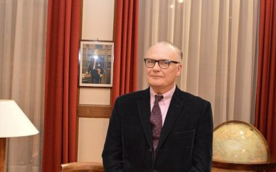 Le prix «Michel Anfrol» décerné à Éric Branca