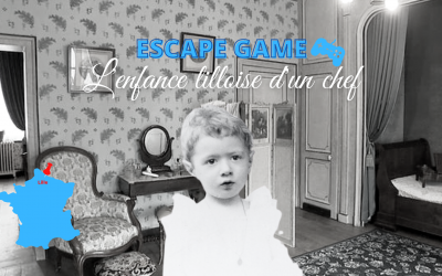 Escape Game n°2 — « L'enfance d'un chef »