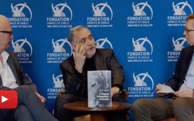 Conférence en ligne — « L'énigme Pompidou-De Gaulle » avec Arnaud Teyssier