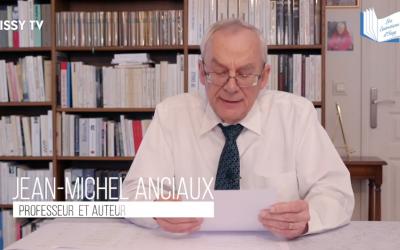 Entretien d'Issy TV – «De Gaulle, l'irréductible» par Jean-Michel Anciaux
