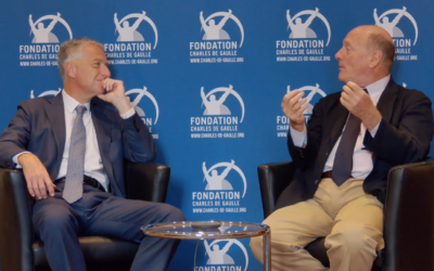 Conversations de Solférino avec Renaud Girard
