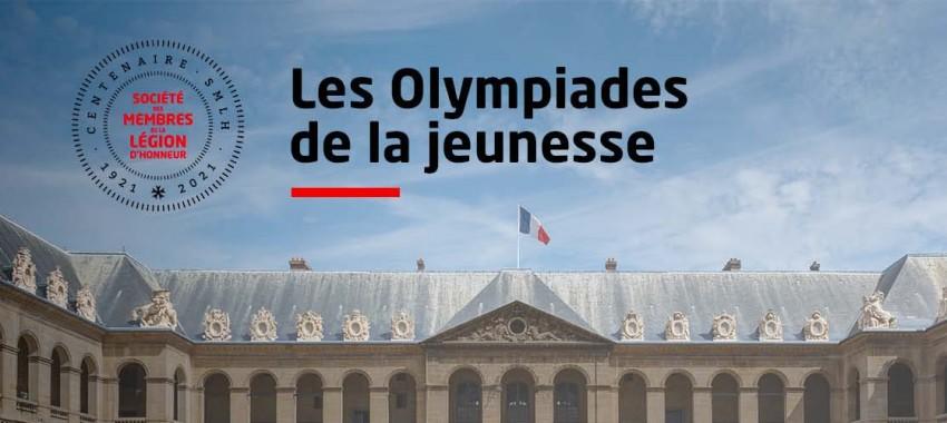 Participation de la Fondation aux Olympiades de la jeunesse le 26 septembre 2021